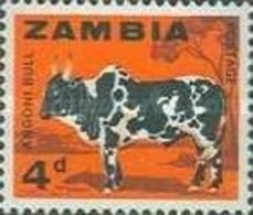 Zambia - Local Motifs -1964 - Zambie (1965-...)