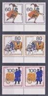Duitsland Berlin 1990 Nr 837/39 **, Lot K975 - Sammlungen (ohne Album)