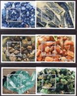Malawi - 2018 Gemstones MS Set (**) - Minéraux