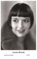 LOUISE BROOKS - Film Star Pin Up PHOTO POSTCARD - 155-29 Swiftsure Postcard - Artistas