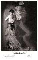 LOUISE BROOKS - Film Star Pin Up PHOTO POSTCARD - 155-31 Swiftsure Postcard - Artistas