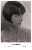 LOUISE BROOKS - Film Star Pin Up PHOTO POSTCARD - 155-32 Swiftsure Postcard - Artistas