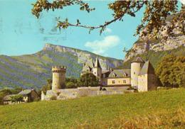 73 - BARBY - LE CHÂTEAU DE LA BÂTIE - Francia