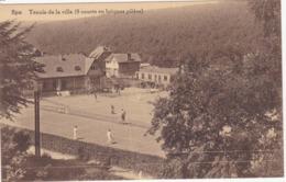 41551  -   Spa  Tennis  De  La  Ville - Spa