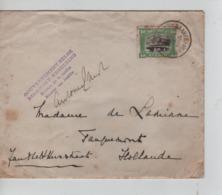 PR6977/ TP 143 S/L. Gouvernement Belge Ministère Justice C.Relais Baarle-Hertog 1916 > Hollande - WW I