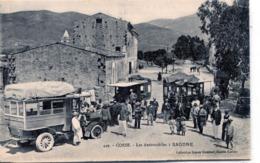 -2A - CORSE- SAGONE - Les Automobiles - France