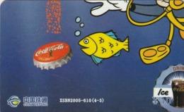 CHINA. DISNEY, COCA COLA. MICKEY MOUSE. XSBN2005-610(4-3). (139). - Rompecabezas