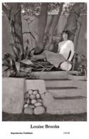 LOUISE BROOKS - Film Star Pin Up PHOTO POSTCARD - 155-56 Swiftsure Postcard - Artistas