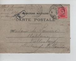 PR6982/ TP 139 S/CP C.PMB-BLP 1917 Militaire D 144 A.B.en Campagne > Hollande Valkenburg Croix Rouge - Army: Belgium