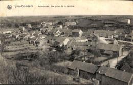 Yves-Gomezée - Malmbercée. Vue Prise De La Carrière (Edit. Lambot Leclaire Hôtelier Négociant 1922) - Walcourt