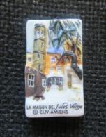 Fève La Maison De Jules Verne Amiens - Fèves