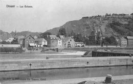 Dinant - Les Ecluses (Héliotypie De Graeve) - Dinant