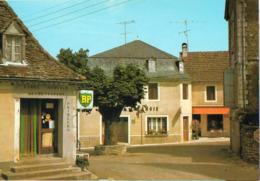 46 - MAYRINHAC LENTOUR - PLACE DE L'ÉGLISE - LE CENTRE DU BOURG - Other Municipalities