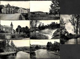 Rendeux - Lot 7 Cartes (village Centre De Vacances..) - Rendeux