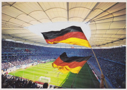 HAMBOURG AOL-ARENA HSV STADE STADIUM ESTADIO STADION STADIO - Football