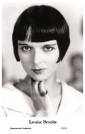 LOUISE BROOKS - Film Star Pin Up PHOTO POSTCARD - 155-50 Swiftsure Postcard - Artistas