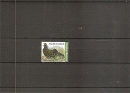 Belgique - Oiseaux -Buzin ( 4305 Non Dentelé ) - Non Dentelés