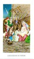 L'adorazioni Dei Pastori - Santons
