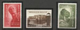 1954 - COB N° 943 à 945 - ** (MNH) – IMPECCABLE - Belgien