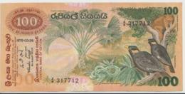 SRI LANKA  P.  88a 100 R 1979  XF - Sri Lanka