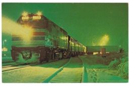Z02 - Amtrak Number 820 - Diesel-electric Locomotive - Trains