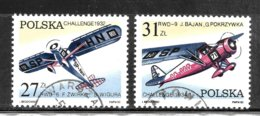 Poland 1982 SC# 2515-2516 - Used Stamps