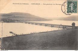 21-LE BARRAGE DE GROSBOIS-N°284-H/0357 - Frankrijk