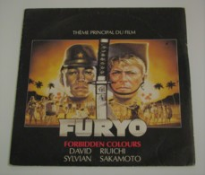 45T B.O.F Furyo - Musica Di Film
