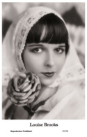 LOUISE BROOKS - Film Star Pin Up PHOTO POSTCARD - 155-38 Swiftsure Postcard - Artistas