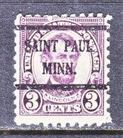 U.S. 584   Perf. 10   (o)  MINN.   1923-26  Issue - Precancels