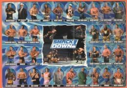 TEMATICA - Sport - Wrestling - Promo Card 1386 - World Wrestling Entertainment SmackDown - Not Used - Cartoline
