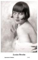 LOUISE BROOKS - Film Star Pin Up PHOTO POSTCARD - 155-43 Swiftsure Postcard - Artistas