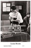 LOUISE BROOKS - Film Star Pin Up PHOTO POSTCARD - 155-27 Swiftsure Postcard - Artistas