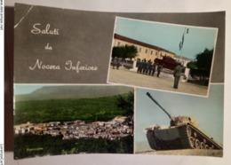 Saluti Da NOCERÀ INFERIORE Viaggiata 1962 - Italia