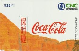 CHINA. COCA COLA. COCHE. ZGWTJT-2006-09(4-2). (206). - Rompecabezas