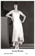 LOUISE BROOKS - Film Star Pin Up PHOTO POSTCARD - 155-84 Swiftsure Postcard - Artistas