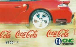 CHINA. COCA COLA. COCHE FERRARI. ZGWTJT-2006-07(4-4). (198). - Puzzles