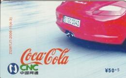 CHINA. COCA COLA. COCHE. ZGWTJT-2006-11(4-3). (205). - Rompecabezas