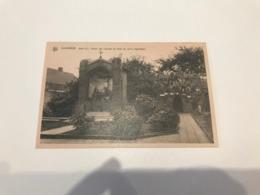 Lendelede -  Grot Onze Lieve Vrouw Van Lourdes Op Knok En Juul's Kapelleken - St Antonius Drukkerij Mondy-Vanfleteren - Lendelede