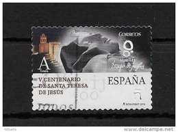 LOTE 230 //  ESPAÑA 2015    V CENTENARIO DE SANTA TERESA DE JESUS - 2011-... Gebraucht