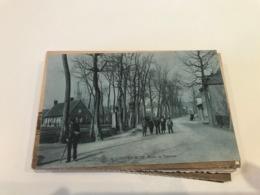 Lichtervelde - Route De Thourout - 1908 - SBP-kaart - Lichtervelde
