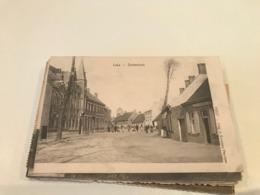Lichtervelde - Statiestraat  -  19327 Uitg.  A. Ketelers,Pervijse - Lichtervelde