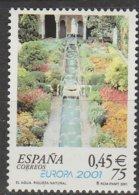 Espagne Europa 2001 N° 3363 ** L'eau - 2001