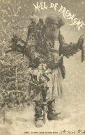 Le Père Noël De Chez Nous                                                           - Villard 1280 - Bretagne