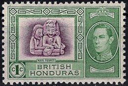British Honduras, 1938, SG 150, MNH - Honduras Britannique (...-1970)