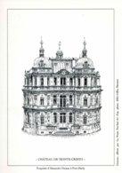 """GRAVURE """"CHÂTEAU DE MONTE-CHRISTO - Propriété D'Alexandre Dumas à Port-Marly (78)"""" - Documenten Van De Post"""