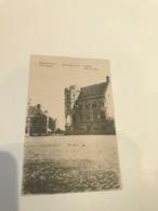 Lo - Reninge - Belgisch Front /front Belge LOO (oogst 1916) Stadhuis / Hotel De Ville - Lo-Reninge