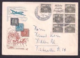 Deustche Bundespost - 1949 - 100 Jahre Deustche Briefmarke - [7] República Federal