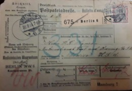 O) 1907 CIRCA - GERMANY, REVENUE FROM BERLIN, GERMANIA 40pf - Germany