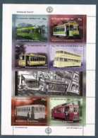 3175  Tramways - Argentine 1971-76 - No Gum - Free Shipping - 2.95  G30 - Tramways